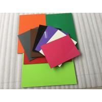 Buy cheap Easy Installation ACP Panel Sheets , Cladding Aluminium Sheets For Walls  product