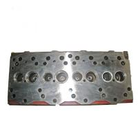 Buy cheap OEM Stardard Komatsu Cylinder Head 4D95 Cast Iron 54 * 24 * 15 Cm 26kg Weight product