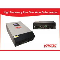 Buy cheap Configurable Ac Solar Panel Power Inverter , Grid Tie Solar Inverter Solar Input Priority from wholesalers