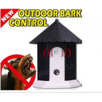 Buy cheap Dog pet Ultrasonic Bark Control Safe and humane method of bark control from wholesalers