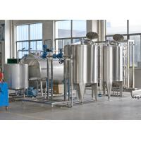 Buy cheap SUS 304 Pure Water Treatment Equipments For Drinking Mineral Water Production from wholesalers
