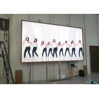 Buy cheap P5.95 Indoor Led Video Walls Panels , Full Color LED Display Fixed Installation from wholesalers