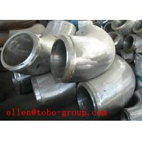 Buy cheap Tobo Group Shanghai Co Ltd Alloy 825/Incoloy 825/N08825/2.4858 Elbow Sch5~Sch160\XXS from wholesalers