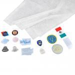 Buy cheap Breathable Hot Melt Glue Sheets 35g Ethylene - Vinyl Acetate Copolymer 100m Length from wholesalers