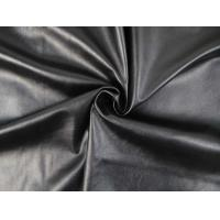 Buy cheap high sensitivity conductive leather for touching gloves synthetic leather from wholesalers