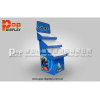Buy cheap Three Tiers Corrugated Pop Display Light Weight with free Standing from wholesalers