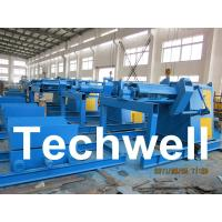 Buy cheap 5 / 7 / 10 / 15 Ton Automatical Decoiler Curving Machine With Outer Diameter 1300mm from wholesalers