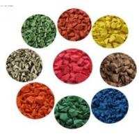 Buy cheap High Quality Colored EPDM Rubber Granules from wholesalers