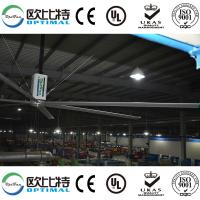 Buy cheap OPT hvls industrial fan for for commercial use---24ft(7.3m) from wholesalers