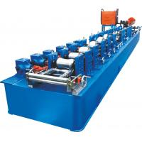 Buy cheap Trapped Round Steel Pipe Making Machine With Thicnkness 0.8~1.5mm from wholesalers