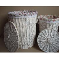 Buy cheap Laundry basket with fabric from wholesalers