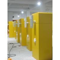 Buy cheap Traffic yellow boom barrier gate for parking access control from wholesalers