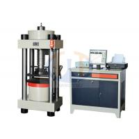 Buy cheap Material Testing Equipment , 2000KN / 3000KN Concrete Cylinder Testing Machine product
