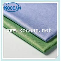 Buy cheap Microfiber glass  cleaning cloth from wholesalers