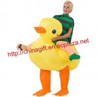 Buy cheap Rubber Duck rider costume from wholesalers