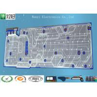Buy cheap Single Layer PET Flex Circuit Board Carbon Paste For Toy Game Player Membrane Switch from wholesalers