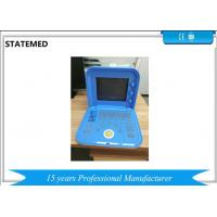 Buy cheap 350 * 350 * 70 MM  Portable Black / White Ultrasound Scanner With 2 Probe Connectors from wholesalers