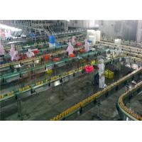Buy cheap PVC Canned Meat Meat Conveyor Belt  , Blue / Green Meat Conveyor Systems from wholesalers