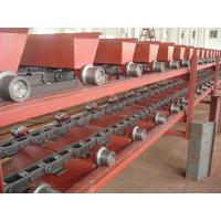 Buy cheap Compact Structure Bucket Conveyor System Guide For Large Power Station from wholesalers