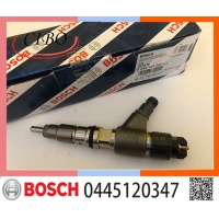 Buy cheap Original new diesel fuel injector 0445120347,0445120348 for common rail injector 371-3974 from wholesalers