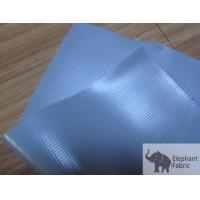 Buy cheap Odourless Woven Polypropylene Geotextile Fabric For Solvent Ink , UV Printing from wholesalers