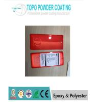 Buy cheap Safe High  Gloss Polyester Powder Coating RAL3026 Red color For Metal Furniture from wholesalers