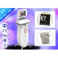 Buy cheap High Effective Ultrasound Face Lift Machine For Clinic , Wrinkle Removal Hifu Beauty Machine from wholesalers