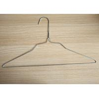 "Buy cheap Laundry use Galvanized Iron Wire Hanger 16"" 2.5mm Suit Hangers from wholesalers"