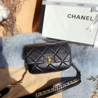 China [CHANEL] summer vacation series 19 handbag shoulder bag material: early spring series of leaders is this touch of very b on sale