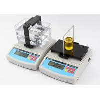Buy cheap Digital Curing Agent Shrinking Percentage Density Meter / Tester / Testing Machine from wholesalers