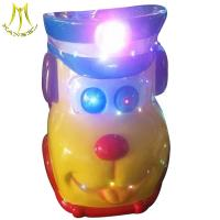 Buy cheap Hansel 2018 latest coin operation indoor amusement dog design kidde ride from wholesalers