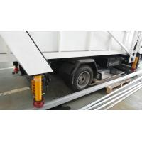 Buy cheap 700P Airplane Garbage Disposal Truck 250 - 570 Cm Height Ranges Long Life Pan from wholesalers