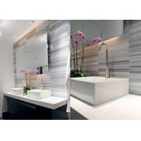 Buy cheap Modern Marble Slab Countertop Marble Bathroom Worktop Customised Size from wholesalers
