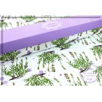 Buy cheap Custom Non Skid Baby Lavendar Scented Drawer Liners For Office / Home from wholesalers