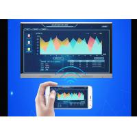 Buy cheap 4K LED Touch Screen Interactive Whiteboard For Education High Resolution from wholesalers