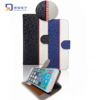Buy cheap High Quality PU Leather Case for iPhone 6 Plus (LC-C006-B) from wholesalers