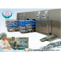 Buy cheap Strip Chart Recorder Autoclave Sterilizer Machine With Fault Identifications Incorportated from wholesalers