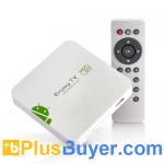Buy cheap Air - Mini Android 4.1 TV Box - 1.5GHz Dual Core CPU, 1GB RAM, 1080p, HDMI, 2x USB from wholesalers