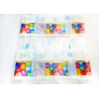 Buy cheap Automatic Packing Plastic Packaging Film , Frosted Effects PE Facial Tissue Package from wholesalers