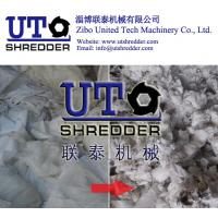 Buy cheap automatic textile shredder - fiber recycling, woven fiber, cloth shredder, cotton shredder / crusher for waste recycling from wholesalers