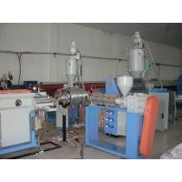 Buy cheap High Speed PB / PPR / PE Plastic Pipe Production Line For Agriculture from wholesalers
