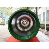 Buy cheap Black / Green Fusion Bond Epoxy Coated Pipe Class K7 K8 K9 100% Hydro Test from wholesalers