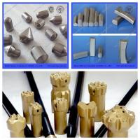 Buy cheap Cemented Carbide Mining Tips For Well/Oil Drilling from wholesalers