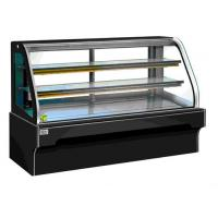Buy cheap Bakery acrylic cake chiller display cooler case from wholesalers