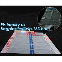 Buy cheap poly pallet covers / plastic dust proof cover, Factory Wholesale Durable Pvc Tarpaulin Pallet Cover, pallet covering bag from wholesalers