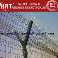 Buy cheap Cheap Galvanized razor wire razor barbed wire bto-22 30 cbt-60 65(ISOfactory) from wholesalers
