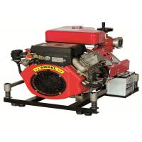 Buy cheap Threaded Type Diesel Driven Fire Pump Middle Pressure Connection Mode from wholesalers