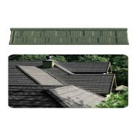 Buy cheap Decorative Grid Lightweight Metal Roof Tiles / Roman villa roofing tiles from wholesalers