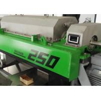 Buy cheap Automatic Control Horizontal High Speed Waste Palm Oil Sludge Centrifuge from wholesalers