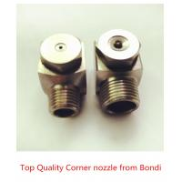 Buy cheap AA Corner Stainless Steel Hollow Cone Spray Washing Nozzle from wholesalers